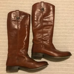 Frye Melissa Button Boot (Tall), 9